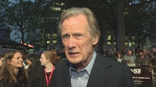 Their Finest: Bill Nighy thinks he