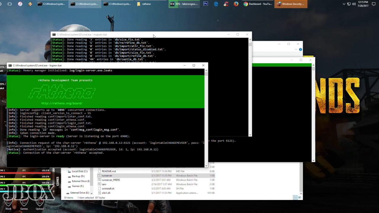 Ragnarok online complete offline server & client pack 2018 | make.