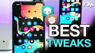 Top 10 BEST iOS 12 TWEAKS Of The WEEK From CYDIA Or SILEO
