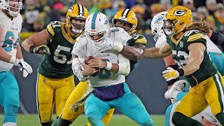 Dolphins QB Osweiler takes responsibility for not scoring touchdowns in their defeat to the Packers