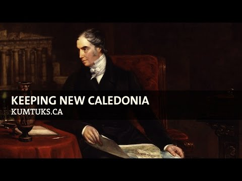 Keeping New Caledonia: History of early British Columbia