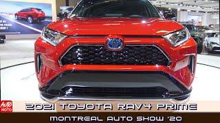 2021 Toyota Rav4 Prime - Exterior Walkaround - 2020 Montreal Auto Show