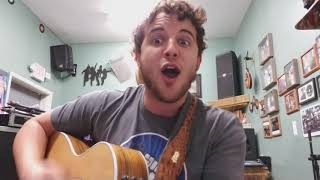 "Luke Combs ""When It Rains It Pours"" cover Mathew Ewing"
