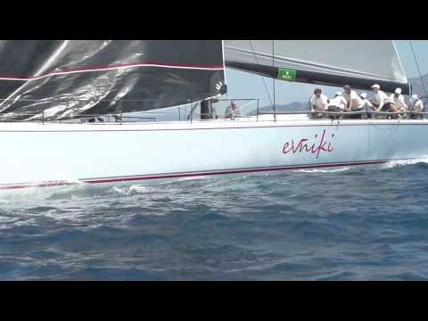 Corfu Challenge 2017 - 4th racing day highlights