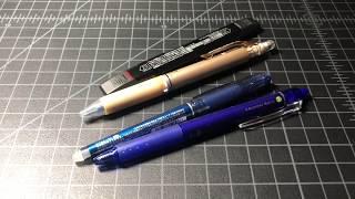 Why Pilot's Erasable Pens are the Best (Pilot Frixion vs Uniball RE)
