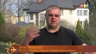 Vidzemes Televīzijai cetrutdaļgadsimts. Saruna ar Jāni Skrastiņu (20.05.2017.)