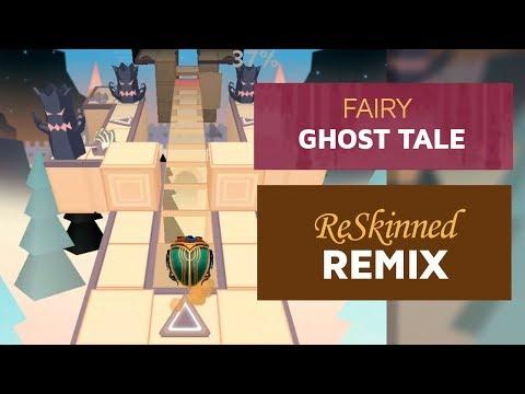 Rolling Sky Fairy Ghost Tale (Remix) ReSkinned Version   SHA