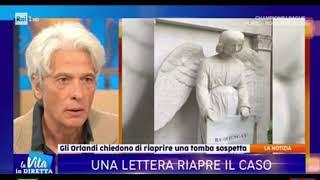 Emanuela Orlandi cercatela al Cimitero teutonico nella tomba dove guarda l'angelo