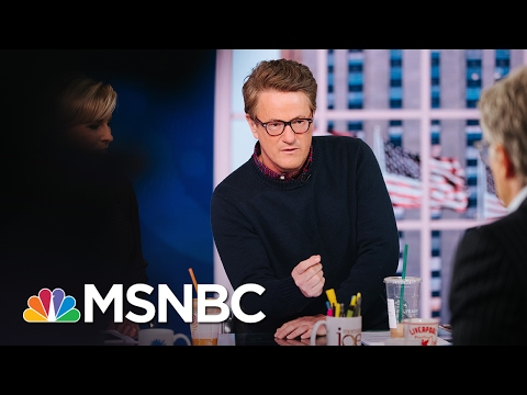 Joe: 'Presidents Do Not Speak This Way' | Morning Joe | MSNBC
