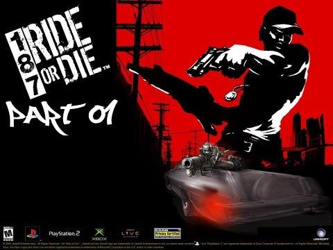 187 Ride Or Die Walkthrough 01 [HD]