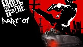 187 Ride Or Die Walkthrough 01 [HD]