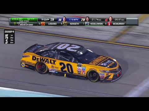 Race Rewind: Homestead-Miami  2017 Championship