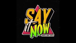 Baixar Gabriel Boni, Doozie - Say It Now (Original Mix)