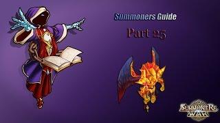 summoners war гайд на рандомного монстра 3 5 horus гор 25 выпуск