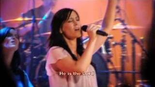 Hillsong - He Is Lord - With Subtitles/Lyrics