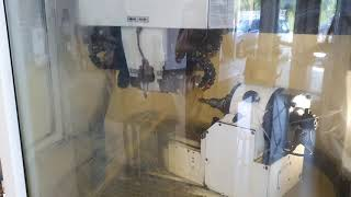 Walter Helitronic BASIC-F (2007) Grinding Machine