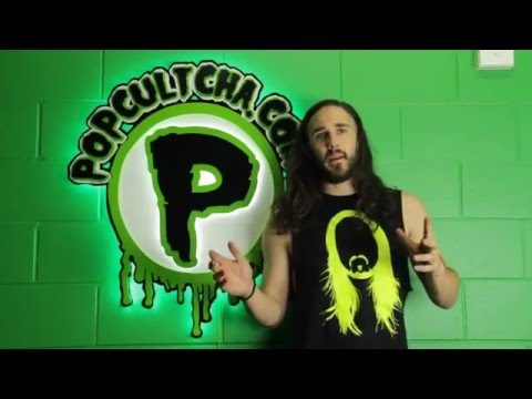POPCULTCHA TV - EP 01: New Action Figures And Statues From NECA, DC And MORE!