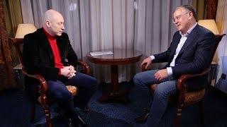 Интервью с Анатолием Гриценко. Станет ли он президентом. Где и когда смотреть