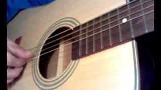muốn nói lời yêu em - guitar!