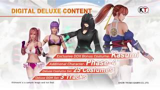 Dead or Alive 6   Gameplay    RIG vs TINA DOA 6   HD