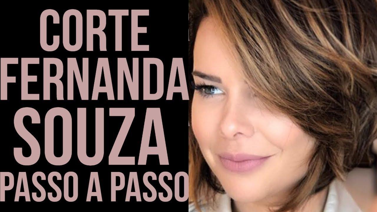 PASSO A PASSO CORTE FERNANDA SOUZA #1