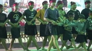 2017南村美園社區傳統創意系列活動-魯凱精神勇士舞
