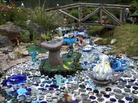 Recycled Bottle Water Feature Youtube