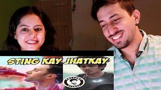 Indian Reaction on STING KAY JHATTKAY | AWESAMO SPEAKS