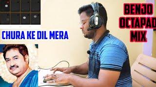 Chura ke Dil Mera | Benjo Octapad Mix | Himanshu kapse |
