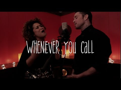 BLAKE MCGRATH X VANESSA BRYAN | WHENEVER YOU CALL COVER
