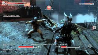 Ryse: Son of Rome - Online Co-op Multiplayer Arena 2 Levels (1440p)