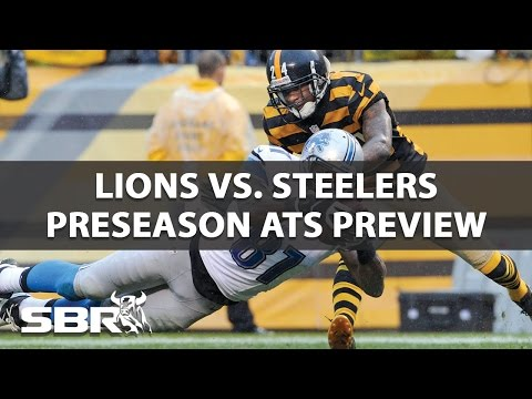 Lions Vs Steelers: Detroit Will Find Themselves Motivated To Win