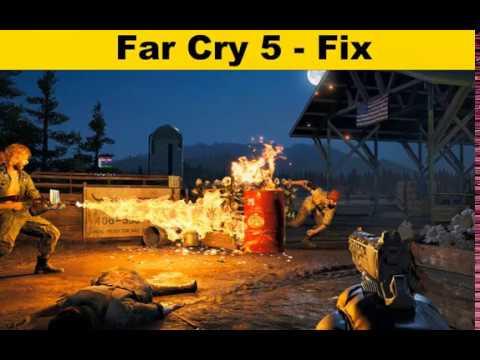 Fix Far Cry 5 Error 0xc00007b 100 Working Updated Youtube