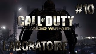 Call of Duty Advanced Warfare Walkthrough Fr Pc 1440p60fps: Chapitre 10 Laboratoire