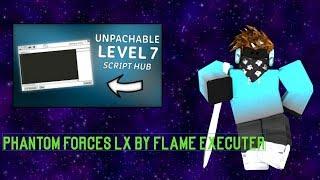 ROBLOX PHANTOM FORCES ESP+CHAMS AND XRAY! (LX)