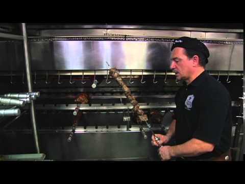 Gaucho Brazilian Barbecue Parmesan Beef