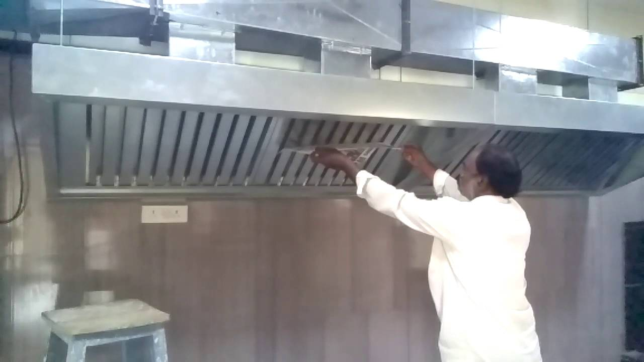 HOTEL KITCHEN EXHAUST SYSTEM IN CHENNAI 8825468080