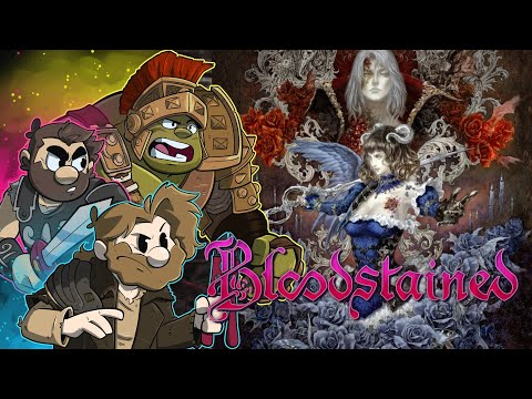 Bloodstained | Gamed Overs | Super Beard Bowl