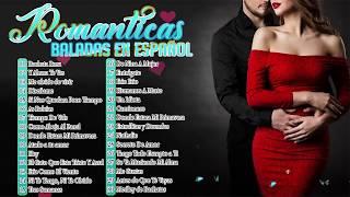 Las 100 mejores baladas en espanol 💘 Musica Romantica 70 80 90 Para Trabajar y Concentrarse