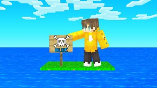 You Can't Touch Tнe Color Blue In Minecraft!