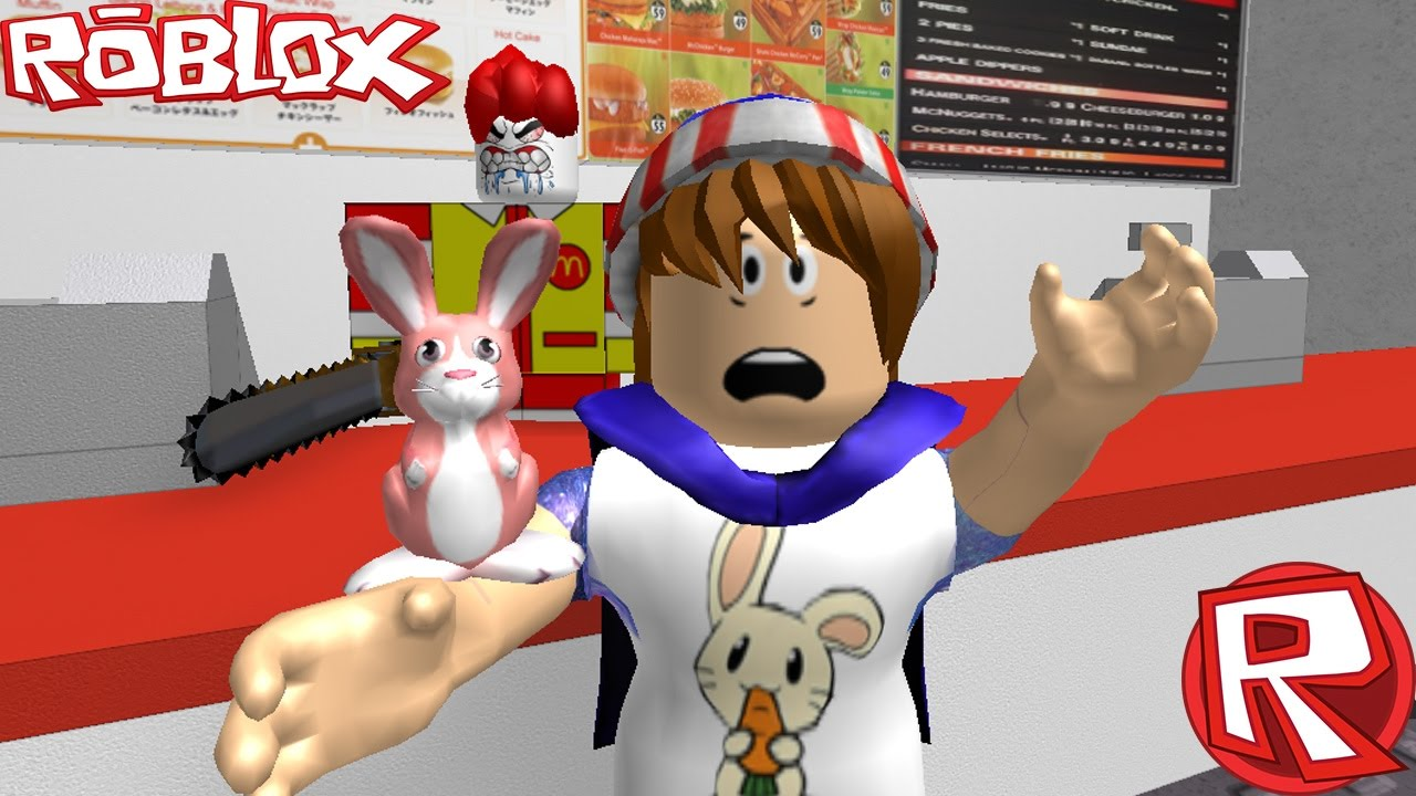 Escape The Fast Food Restaurant Obby Roblox