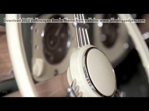 Old vs New 2012 Volkswagen Beetle + EXCLUSIVE Windows 7 Theme Link