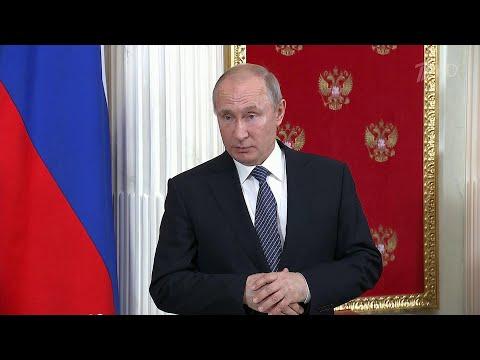 Владимир Путин и Владимир Зеленский обсудили по телефону самые острые темы.