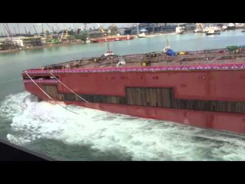 Keppel Singmarine DLV 2000 Launching