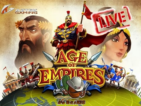Age of empires ultima Edition con la banda