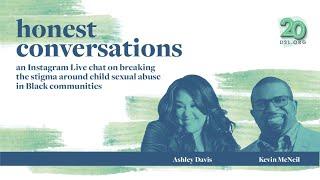 Honest Conversations: Ashley Davis & Kevin McNeil