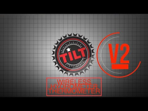 Orange Tilt/™ Hydrometer and Thermometer