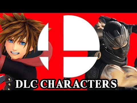 Smash Bros. Ultimate DLC Pack 5 and 2020 Characters