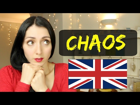 Hardest English Pronunciation Poem Ever: The Chaos