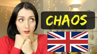 Hardest English Pronunciation Poem Ever: The Chaos